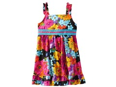 Sweet Heart Floral Dress (Size 6X)