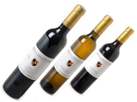 Wellington Vineyards Dessert Wine Trio