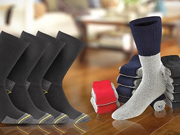 Men's Thermal & Work Socks