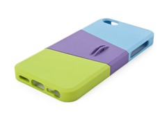 3-Color Stand Case for iPhone 5