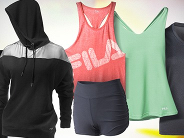 Fila Women's Athletic Apparel