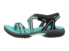 Jambu Runner Vegan - Black/Mint (Size 6)