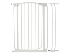 "Bindaboo B1134 Extra Tall Swing Close Gate w/ 3.5"" Ext."