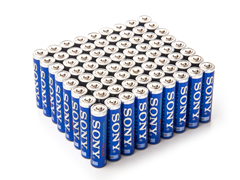 AAA STAMINA PLUS Batteries- 72 Pack
