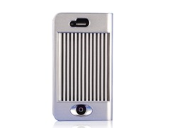 SpiritSlider iPhone 4/4S Slider Case - Silver