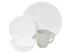 Livingware Winter Frost White 16pc Set