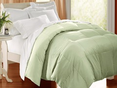 Down Alternative Comforter Sage-King