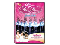 Prima Princessa DVD - Swan Lake