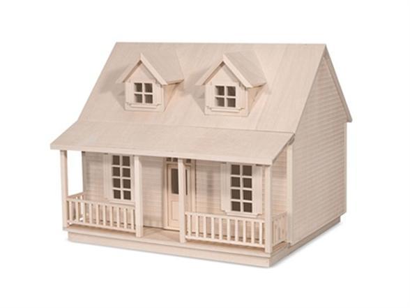 Cassie Wooden Dollhouse