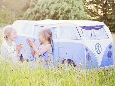 VW Camper Van Pop-Up Play Tents