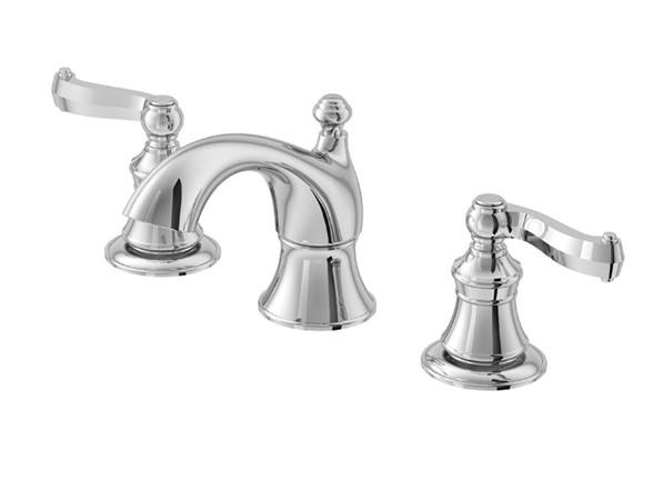 estora 50 62532 brescia two handle lavatory faucet chrome