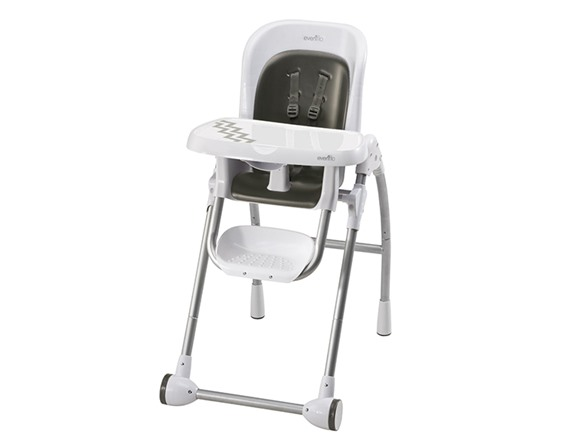 Evenflo Modern Tot High Chair Santa Fe Sunset Kids Toys