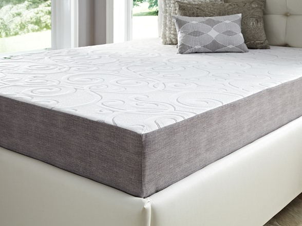 Simmons Curv Gel Memory Foam Mattresses Your Choice 8 10 Or 12