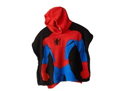 Spiderman Hooded Poncho - Toddler