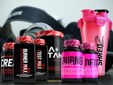 SHREDZ® Bodybuilding & Weight Loss