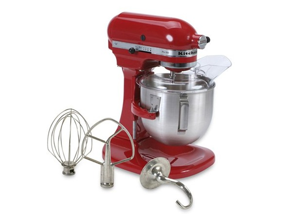 Kitchenaid Heavy Duty 5qt Mixer 3 Colors