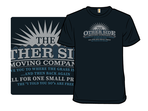The Moving Company T Shirt