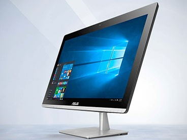 "ASUS 23"" All-In-One Touchscreen Desktop"