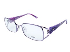 Women's Optical Frame, Orchid