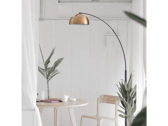 Ambiore Arc Floor Lamp Dome Ii