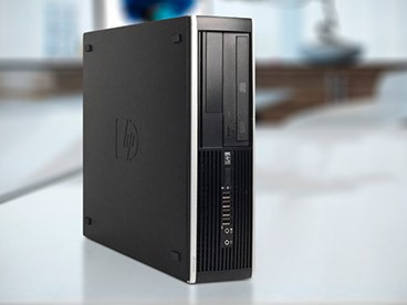 HP & Dell Desktops