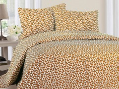 Lavish Home Sheet Set - Giraffe-3 Sizes