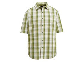 Yukon Button-Down Shirt, Leaf
