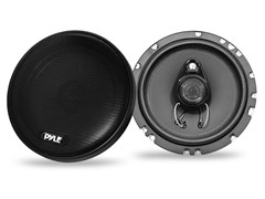 "6.5"" 200W 3-Way Coax Speakers (Pair)"