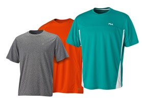 Fila Performance Tees