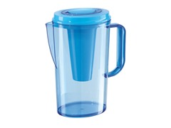 OGGI 68oz Blue Party Pitcher & Ice Tube