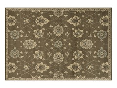 Brown/Beige Griffin Oriental Rug 5-Sizes