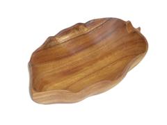 Acaciaware Leaf Platter