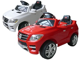 Mercedes ML-350 6V Ride-Ons - 2 Colors