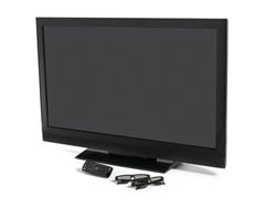 """VIZIO 42"""" 1080p LCD SmartTV w/Theater 3D"""