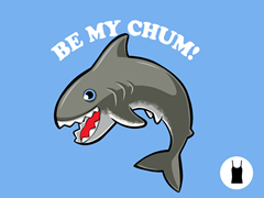 Be My Chum L Tank Top
