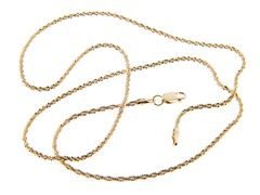 18kt Gold Plated Silver ROC Chain