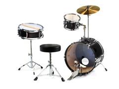 Spectrum Three Piece Junior Drum Set