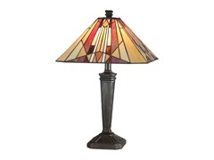 Dale Tiffany 14X22 Frediano Table Lamp