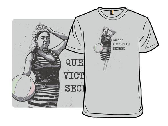 3a92af5fb6c84 Queen Victoria's Secret by Kg07