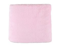 Cozy Fleece 50x60 Throw-Pink