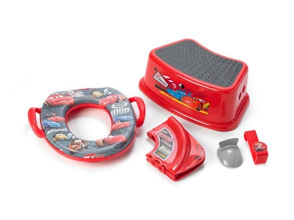 Ginsey Potty Training 4 Piece Set Kids Amp Toys