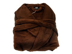 Boston Robe-Chocolate-S/M