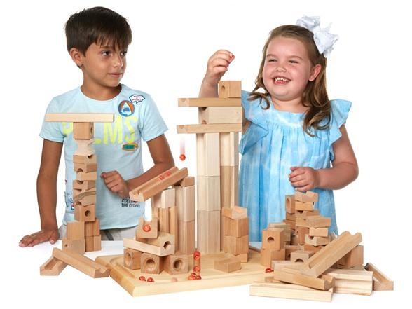 Tedco Original Blocks And Marbles Master Set Kids Amp Toys