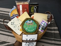 Basket of Cheese Favorites