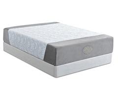 "Affinity 13""Gel Memory Foam Mattress Set"