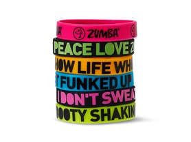 Express Yourself Bracelets (6PK)