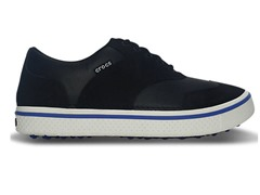 Preston Golf Shoes - Black/Sea Blue