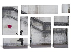 There is Always Hope Balloon Girl-Banksy