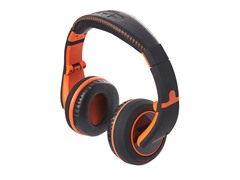 The Sessions Headphones - Orange/Black