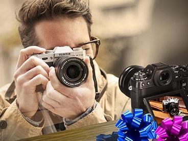 Fantastic Fuji Cameras